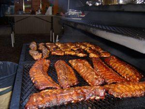 Carolinas Style BBQ ribs