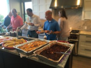 bbq catering for your anniversary party