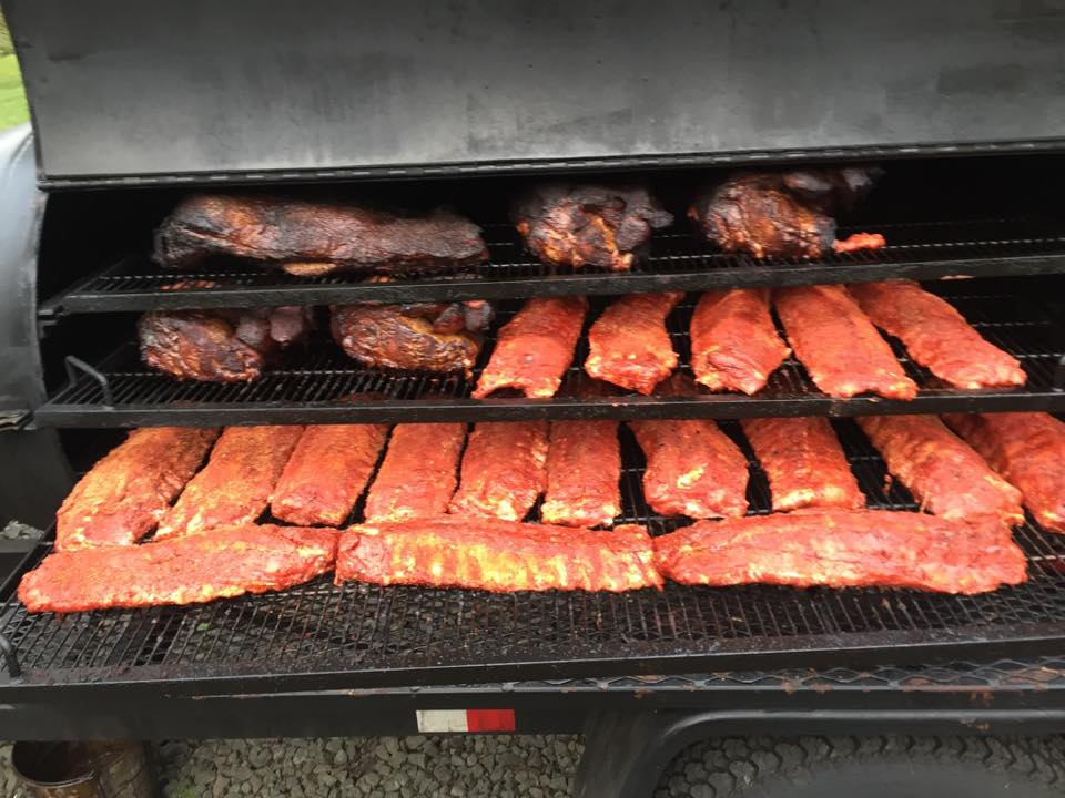 A good bbq caterer is a great event planner. They know how to cook meat.