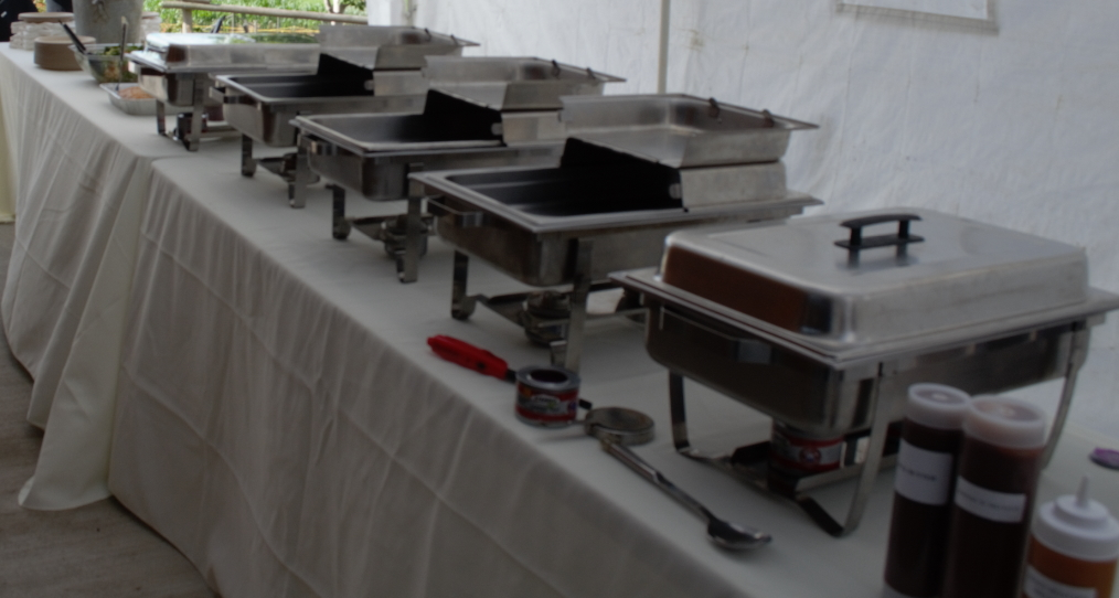 Weddings are better with BBQ catering