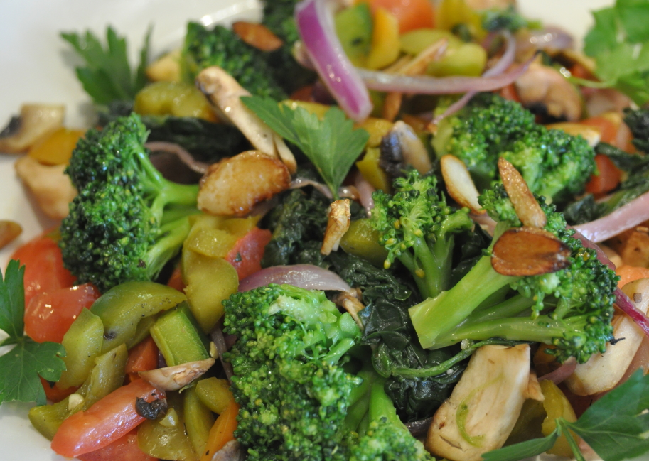 bbq catering menu item - Mixed vegetables